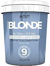 Parfums et Produits cosmétiques Poudre éclaircissante pour cheveux - Affinage System Blonde Ultra-Lifting Powder Lightener