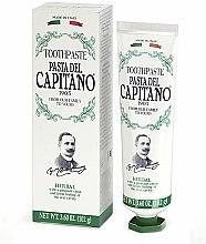 Parfums et Produits cosmétiques Dentifrice Herbes naturelles - Pasta Del Capitano 1905 Natural Herbs Toothpaste