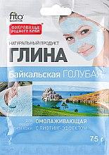 Parfums et Produits cosmétiques Argile bleue du Baïkal pour visage - FitoKosmetik