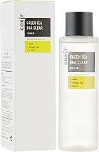 Parfums et Produits cosmétiques Lotion tonique au thé vert - Coxir Green Tea BHA BHA Clear Toner