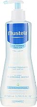 Parfums et Produits cosmétiques Eau nettoyante sans rinçage - Mustela Cleansing Water