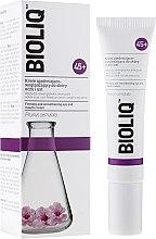 Parfums et Produits cosmétiques Crème raffermissante et lissante contour des yeux et des lèvres - Bioliq 45+ Firming And Smoothening Eye And Mouth Cream