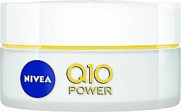 Parfums et Produits cosmétiques Crème de jour à la coenzyme Q10 naturelle - Nivea Visage Anti Wrinkle Q10 Plus SPF15