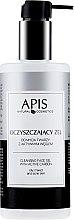Parfums et Produits cosmétiques Gel nettoyant au charbon actif pour le visage - APIS Professional Cleansing Gel