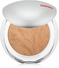 Parfums et Produits cosmétiques Poudre compacte cuite, effet satiné - Pupa Luminys Silky Baked Face Powder