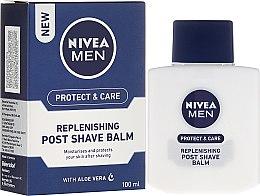 Parfums et Produits cosmétiques Baume revitalisant après-rasage - Nivea For Men Replenishing After Shaving Balm