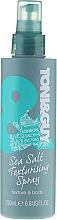 Parfums et Produits cosmétiques Spray de définition au sel marin - Toni & Guy Casual Sea Salt Texturising Spray