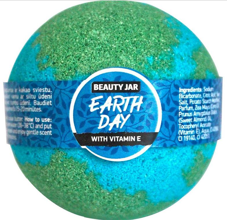 Bombe de bain à la vitamine E - Beauty Jar Earth Day