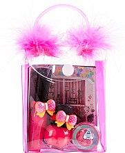 Parfums et Produits cosmétiques Set pour enfants (vernis à ongles 5 ml + gloss 7 ml + fard à paupiètres/joues 2,5 g + sac cosmétique) - Tutu Mix 21