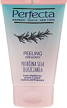 Parfums et Produits cosmétiques Gommage crémeux à l'acide mandélique, enzyme papaye et particules de pelage Triple pouvoir d'exfoliation - Perfecta Detox Cream Scrub