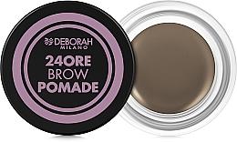 Parfums et Produits cosmétiques Pommade à sourcils - Deborah 24ore Brow Pomade
