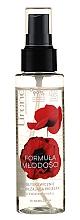 Parfums et Produits cosmétiques Spray hydratant à la fleur de pavot pour visage - Lirene Formula of Youth Spray