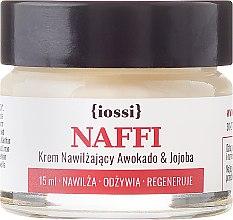 Parfums et Produits cosmétiques Crème aux huiles d'avocat et jojoba pour visage - Iossi NAFFI Cream (mini)
