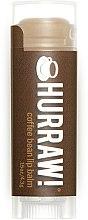 Parfums et Produits cosmétiques Baume à lèvres à l'huile de graines de café - Hurraw! Coffee Bean Lip Balm
