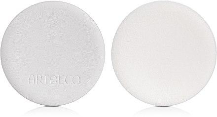 Houpette pour poudre compacte - Artdeco Powder Puff For Compact Powder Round — Photo N2