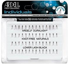 Parfums et Produits cosmétiques Faux-cils individuels - Ardell Eyelash Knot Free Lower Lash Individuals Black
