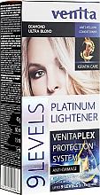 Parfums et Produits cosmétiques Éclaircissant platinum jusqu'à 9 tons - Venita Plex Platinum Lightener