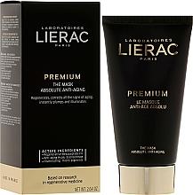 Parfums et Produits cosmétiques Masque anti-âge pour le visage - Lierac Premium Supreme Mask