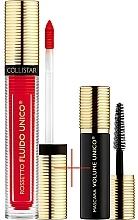Parfums et Produits cosmétiques Set (crème de jour/50ml + crème de nuit/50ml) - Collistar Fluido Unico, 07-Rosa Shock Ma