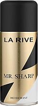 Parfums et Produits cosmétiques La Rive Mr. Sharp - Déodorant spray
