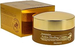 Parfums et Produits cosmétiques Crème à l'extrait de ginseng pour visage - Deoproce Fermentation Active Healing Cream