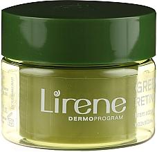 Crème de nuit à l'eau de rose - Lirene Green Retinol Night Cream 50+ — Photo N3