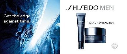 Crème contre-temps anti-fatigue - Shiseido Men Total Revitalizer Cream  — Photo N3