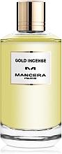 Parfums et Produits cosmétiques Mancera Gold Incense - Eau de Parfum