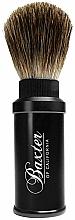 Parfums et Produits cosmétiques Blaireau de rasage - Baxter Professional Travel Brush Pure Badger