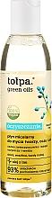 Parfums et Produits cosmétiques Eau micellaire nettoyante pour visage et yeux - Tolpa Green Oils Micellar Water