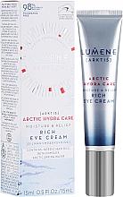 Parfums et Produits cosmétiques Crème à l'huile d'avoine pour contour des yeux - Lumene Arctic Hydra Care [Arktis] Moisture & Relief Rich Eye Cream