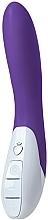 Parfums et Produits cosmétiques Vibromasseur en silicone, violet - Mystim Elegant Eric Deep Purple