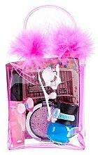 Parfums et Produits cosmétiques Tutu Mix 23 (vernis à ongles/5ml + gloss/7ml + fards à paupières/4,5ml + trousse de toilette) - Kit de maquillage pour enfants
