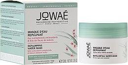 Parfums et Produits cosmétiques Masque aux lumiphénols antioxydants et eau de fleurs de sakura pour visage - Jowae Replumping Water Mask