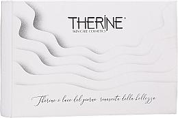Parfums et Produits cosmétiques Masque tissu éclaircissant et antioxydant pour visage - Therine Natural Silk Face Mask