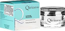 Parfums et Produits cosmétiques Crème à l'extrait d'algues brunes pour visage - Qiriness Purify Control Cream