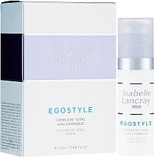 Parfums et Produits cosmétiques Sérum concentré à l'acide hyaluronique pour visage - Isabelle Lancray Egostyle Hyaluronic Total Repair