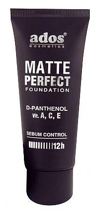 Fond de teint matifiant - Ados Matte Perfect Foundation