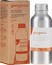 Parfums et Produits cosmétiques Bain de bouche à l'huile de coco et de mandarine rouge - Georganics Red Mandarin Mouthwash