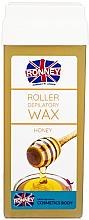 Parfums et Produits cosmétiques Cartouche de cire à épiler roll-on, Miel - Ronney Wax Cartridge Honey
