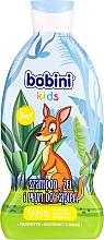 Parfums et Produits cosmétiques Shampooing, gel et mousse de bain pour enfants, Super-héros - Bobini