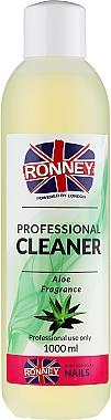 Dégraissant pour ongles parfum aloès - Ronney Professional Nail Cleaner Aloe — Photo N2