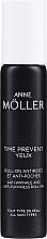 Parfums et Produits cosmétiques Sérum à l'extrait de feuille d'olivier pour contour des yeux - Anne Moller Time Prevent Anti-Wrinkle And Anti-Puffiness Eye Roll-On