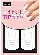 Parfums et Produits cosmétiques Papiers contours pour french manucure - Wibo French Manicure Tip Guides