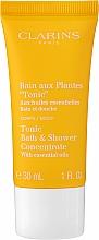 Coffret cadeau - Clarins Tonic Sport Session (bath/f/30ml + b/oil/100ml + bag) — Photo N3