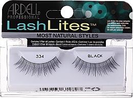 Parfums et Produits cosmétiques Faux-cils - Ardell LashLites Black Lightweight And Invisible Bands 334