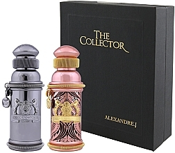 Parfums et Produits cosmétiques Alexandre.J Morning Muscs+Argentic - Coffret cadeau (eau de parfum/2x30ml)