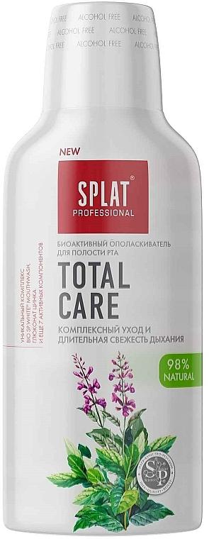 Bain de bouche protecteur aux herbes bio - SPLAT Total Care
