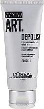 Parfums et Produits cosmétiques Pâte déstructurante effet brut pour cheveux - L'Oreal Professionnel Tecni.Art Depolish Forte 4
