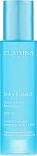 Parfums et Produits cosmétiques Lotion protectrice apaisante pour visage et cou - Clarins Hydra-Essentiel Milky Lotion SPF15